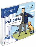 Minikniha povolání - Policista - Kouzelné čtení Albi - ALBI