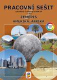 Zeměpis 7, 1. díl - Amerika, Afrika (barevný pracovní sešit) - NNS
