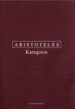 Kategorie - Aristotelés