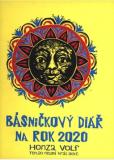 Básničkový diář na rok 2020 - Honza Volf