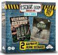 ESCAPE ROOM mini: verze pro 2 hráče - 2 scénáře - ADC Blackfire