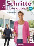 Schritte international Neu 5 - Kursbuch + Arbeitsbuch mit Audio-CD - HUEBER