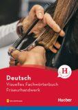 Visuelles Fachwörterbuch - FriseurhandwerkBuch mit MP3-Download - HUEBER