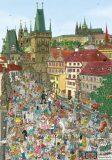 Puzzle Mostecká věž 500 dílků - Dino Toys
