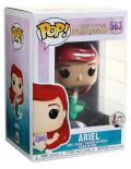 Funko POP Disney: Little Mermaid - Ariel w/bag - FUNKO