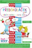 Předškoláček - pracovní sešit pro děti - kolektiv autorů