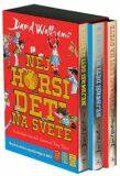 Nejhorší děti na světě - dárkový box (komplet) - David Walliams, Tony Ross