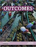 Outcomes Second Edition Elementary: Workbook with Audio CD - Maggs Pete
