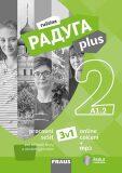 Raduga plus 2 pracovní sešit - FRAUS