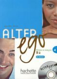 Alter Ego 4 B2 Livre d´éleve + Audio CD - kolektiv autorů