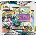Pokémon TCG: SM12 Cosmic Eclipse 3 Blister Booster - ADC Blackfire