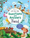 Lift-The-Flap Questions and Answers about Food - Katie Daynes