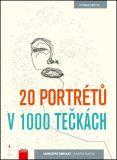 20 portrétů v 1000 tečkách - Thomas Pavitte