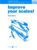 Improve your scales! G1 piano - Paul Harris