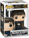Funko POP Rides: Game of Thrones - King Bran The Broken - MagicBox