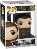 Funko POP TV: Game of Thrones - Arya w/Two Headed Spear - MagicBox