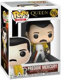 Funko POP Rocks: Queen - Freddie Mercury (Wembley 1986) - MagicBox