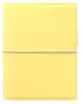 Diář 2020 Filofax A7 - Domino Soft, Kapesní, pastelová žlutá - Filofax