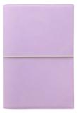 Filofax Diář A6 - Domino Soft, Osobní, pastelová fialová - Filofax