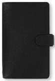 Filofax Diář A6 - Saffiano, Osobní Compact, černá - Filofax