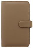 Diář Filofax A6 - Saffiano, Osobní Compact, fawn - Filofax