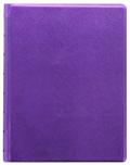 Filofax Notebook Saffiano Metallic, A5, fialová - Filofax