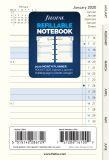 Filofax Notebook, kalendář 2020, kapesní, měsíční plán - Filofax