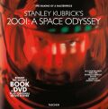 Stanley Kubrick's 2001: A Space Odyssey. Book & DVD Set - Alison Castle