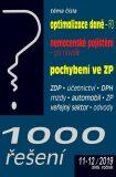 1000 řešení 11-12/2019 Optimalizace daně - FO, Nemocenské pojištění - novela - Martin Děrgel