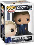 Funko POP Movies: James Bond S2 - Daniel Craig (Quantum of Solace) - FUNKO