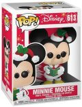 Funko POP Disney: Holiday S1 - Minnie - neuveden