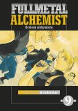 Fullmetal Alchemist - Ocelový alchymista 9 - Hiromu Arakawa