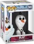 Funko POP Disney: Ledové království 2 - Olaf - neuveden