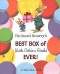 Richard Scarry´s Best Box of Little Golden Books Ever! - Richard Scarry
