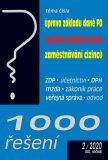 1000 řešení Úprava základu daně FO Soubežná výdělečná činnost - Martin Děrgel