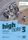 High Note 3 Student´s Book + Basic Pearson Exam Practice (Global Edition) - Daniel Brayshaw