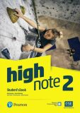 High Note 2 Student´s Book + Basic Pearson Exam Practice (Global Edition) - Bob Hastings