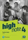 High Note 4 Teacher´s Book with Pearson Exam Practice - Rachel Roberts