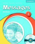 Messages 1 Workbook with Audio CD - Diana Goodey,  Goodey Noel, ...