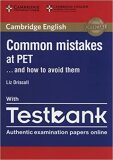 Common Mistakes at PET... and How to Avoid Them Paperback with Testbank - Liz Driscoll
