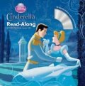 Cinderella Read-Along Storybook and CD - neuveden