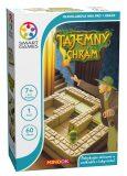 Tajemný chrám: Útěk z pohyblivého labyrintu - Peeters Raf