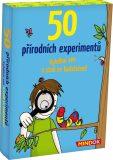 50 přírodních experimentů - kolektiv autorů