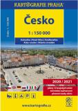 Česko autoatlas 1 : 150 000 - Kartografie PRAHA