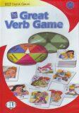 ELI - A - krabičková hra + digitalní hra -  The Great Verb Game - kolektiv autorů