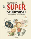 Velká kniha superschopností - Susanna Isern