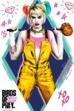 Plakát 61x91,5cm Birds Of Prey - Harley Quinn -
