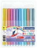 popisovače 7550 pastel 12 ks - Centropen