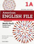 American English File1 MultiPACK 1A (without iTutor & iChecker CD-ROMs).2nd - Clive Oxenden, ...