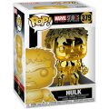Funko POP Bobble Marvel: MS 10: Hulk (Chrome) - FUNKO